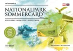 Folder 2020 Nationalpark Sommercard